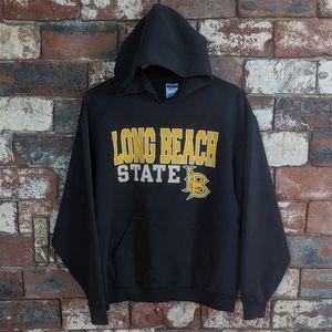 Vintage Long Beach State hoodie